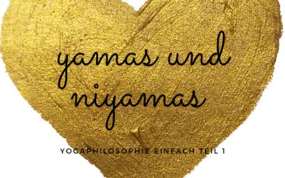 Yogaphilosophie ganz einfach