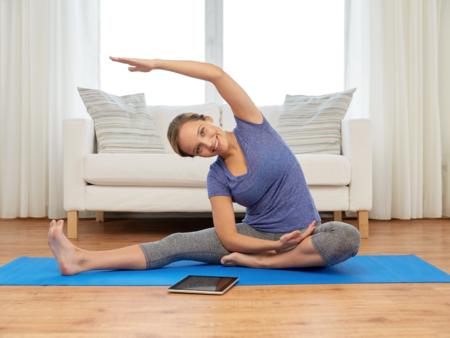 Online-Yoga – mein Bekenntnis